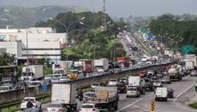 Caminhoneiros: rodovias federais têm fluxo livre, afirma PRF