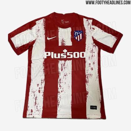 Camisa 1 - Atlético de Madri - Espanha