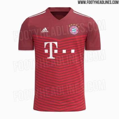 Camisa 1 - Bayern de Munique -  Alemanha