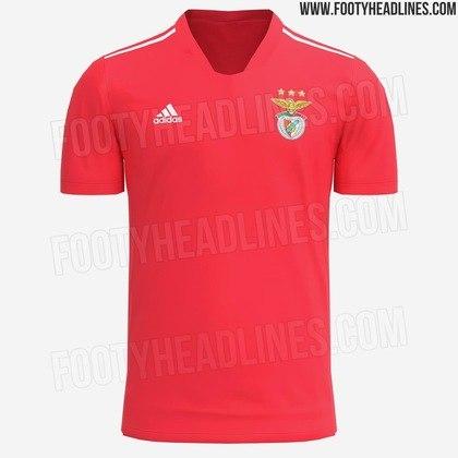 Camisa 1 - Benfica - Portugal