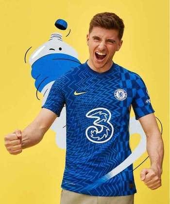 Camisa 1 - Chelsea - Inglaterra