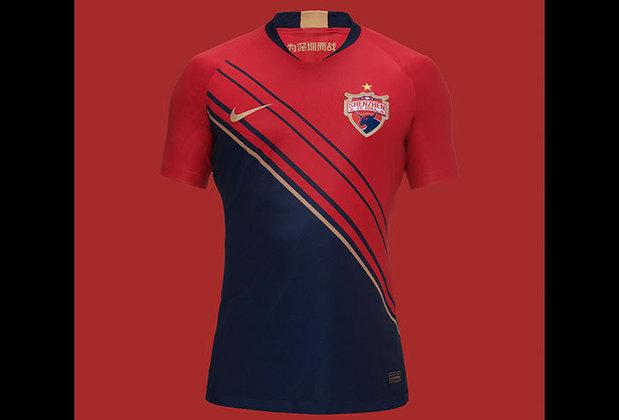 Camisa 1 do Shenzhen FC