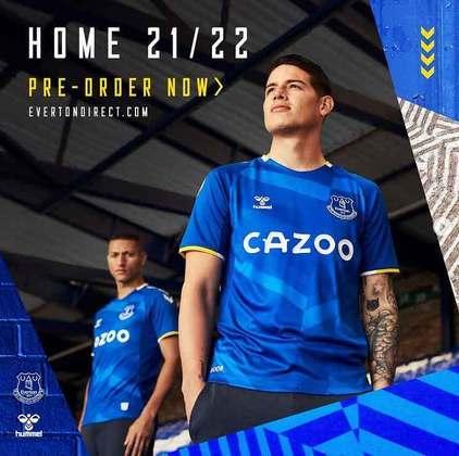 Camisa 1 - Everton - Inglaterra