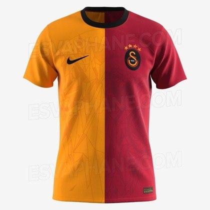Camisa 1 - Galatasaray - Turquia