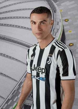 Camisa 1 - Juventus - Itália