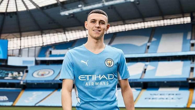 Camisa 1 - Manchester City - Inglaterra