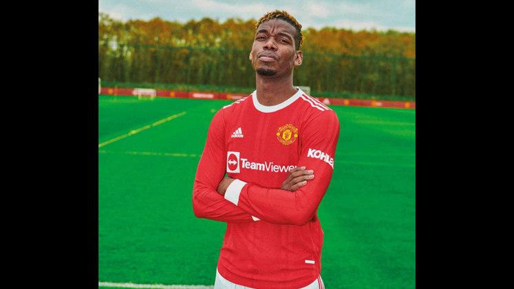 Camisa 1 - Manchester United - Inglaterra