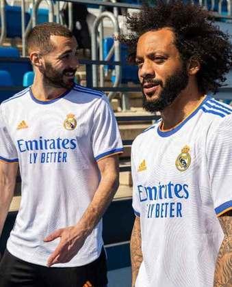 Camisa 1 - Real Madrid - Espanha