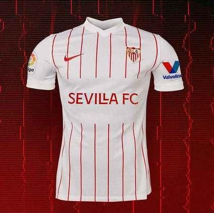 Camisa 1 - Sevilla - Espanha