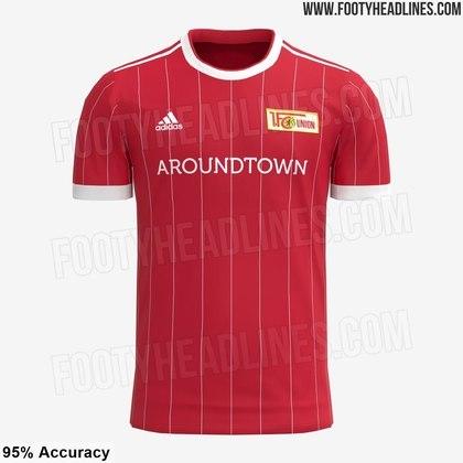 Camisa 1 - Union Berlin - Alemanha