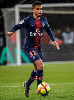 Camisa 17: Colin Dagba (lateral-direito - 22 anos - francês) - Valor de mercado: 12 milhões de euros (R$ 73,2 milhões)