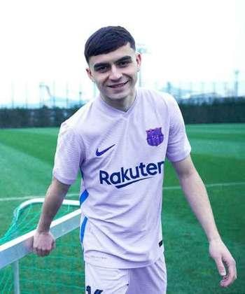 Camisa 2 - Barcelona - Espanha