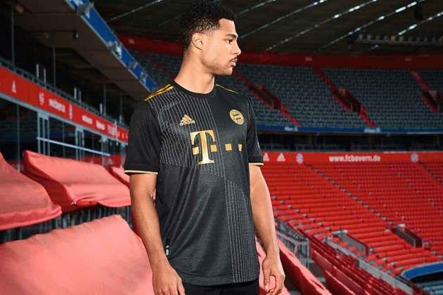 Camisa 2 - Bayern de Munique -  Alemanha
