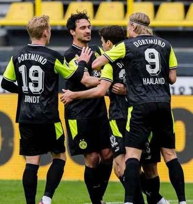Camisa 2 - Borussia Dortmund -  Alemanha