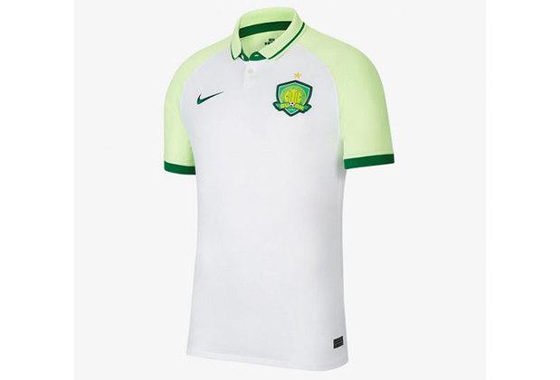 Camisa 2 do Beijing Guoan - Time de Fernando, Renato Augusto e Alan