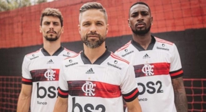 Camisa 2 - Flamengo