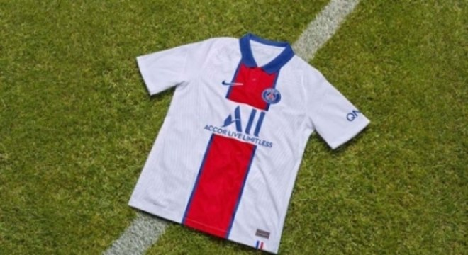 Camisa 2 - PSG