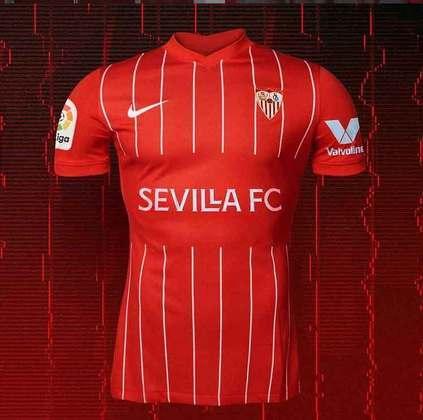 Camisa 2 - Sevilla - Espanha