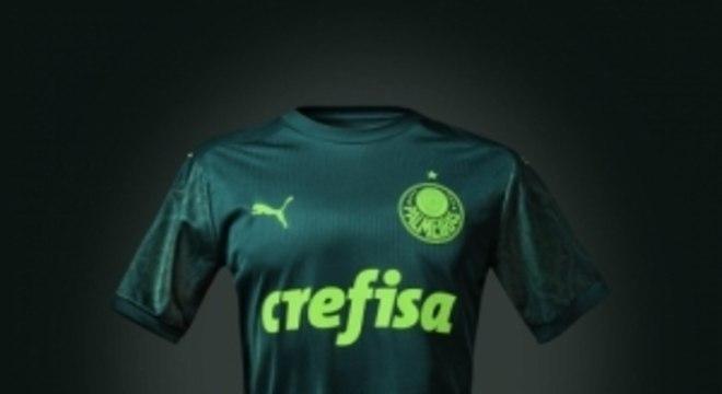 Camisa 3 - Palmeiras