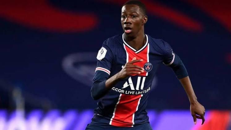 Camisa 37: Bandiougou Fadiga (meio campista - 20 anos - francês) - Valor de mercado: 1,2 milhão de euros (R$ 7,3 milhões)