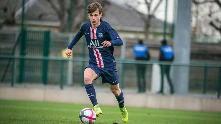 Camisa 38: Edouard Michut (meio campista - 18 anos - francês) - Valor de mercado: 500 mil euros (R$ 3 milhões)