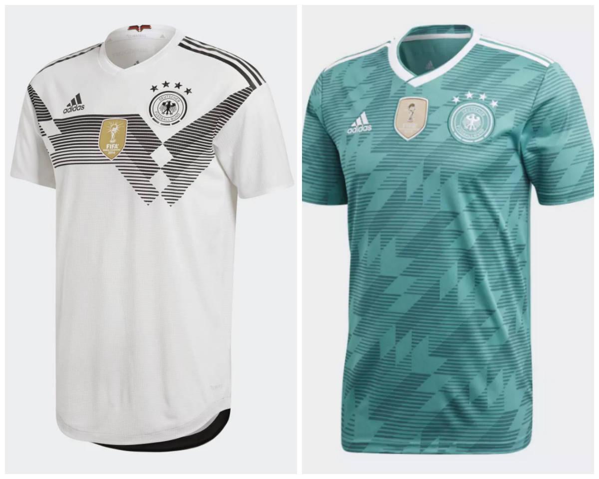 66ba71635d Os mantos da Copa! Conheça as camisas das seleções para o Mundial ...