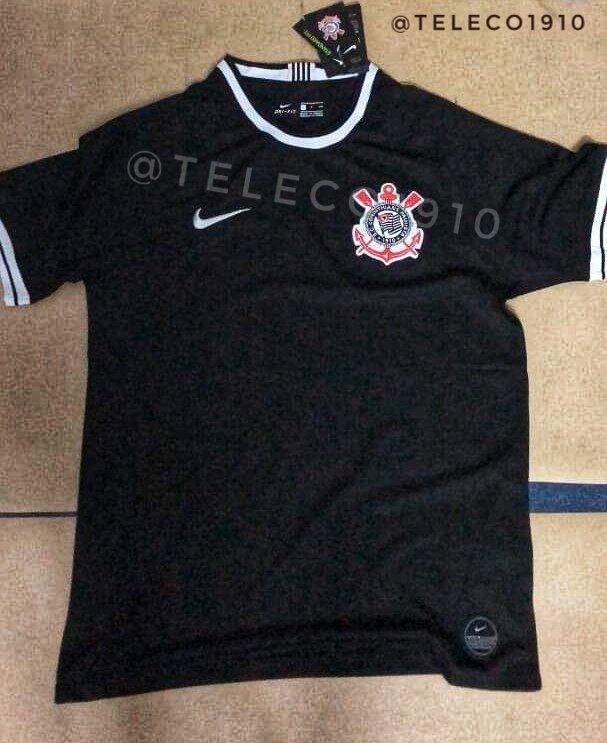 d75320e3b538a Possível uniforme do Corinthians para 2019 é vazado em rede social -  Esportes - R7 Futebol