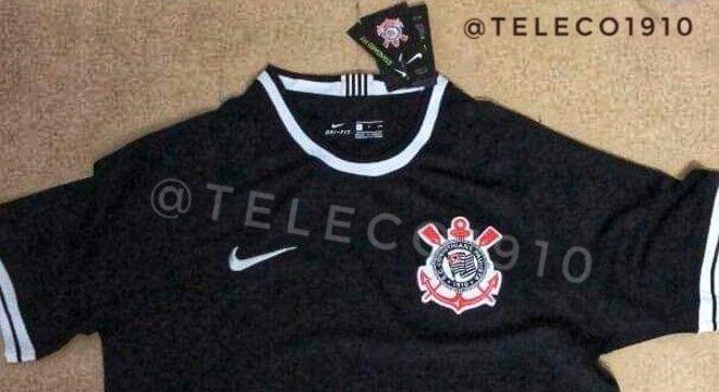 b64732c69677c Possível uniforme do Corinthians para 2019 é vazado em rede social ...