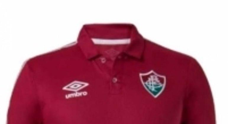 Camisa de viagem do Fluminense