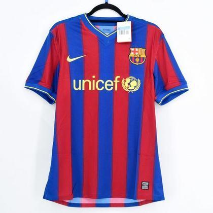 Camisa do Barcelona temporada 2009/2010