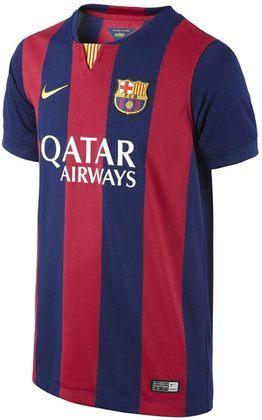 Camisa do Barcelona temporada 2014/2015