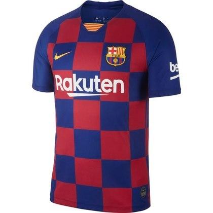 Camisa do Barcelona temporada 2019/2020