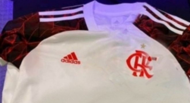 Camisa Flamengo 2021 - Detalhe