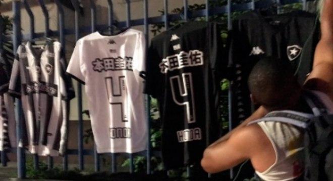 Camisa Honda - Botafogo