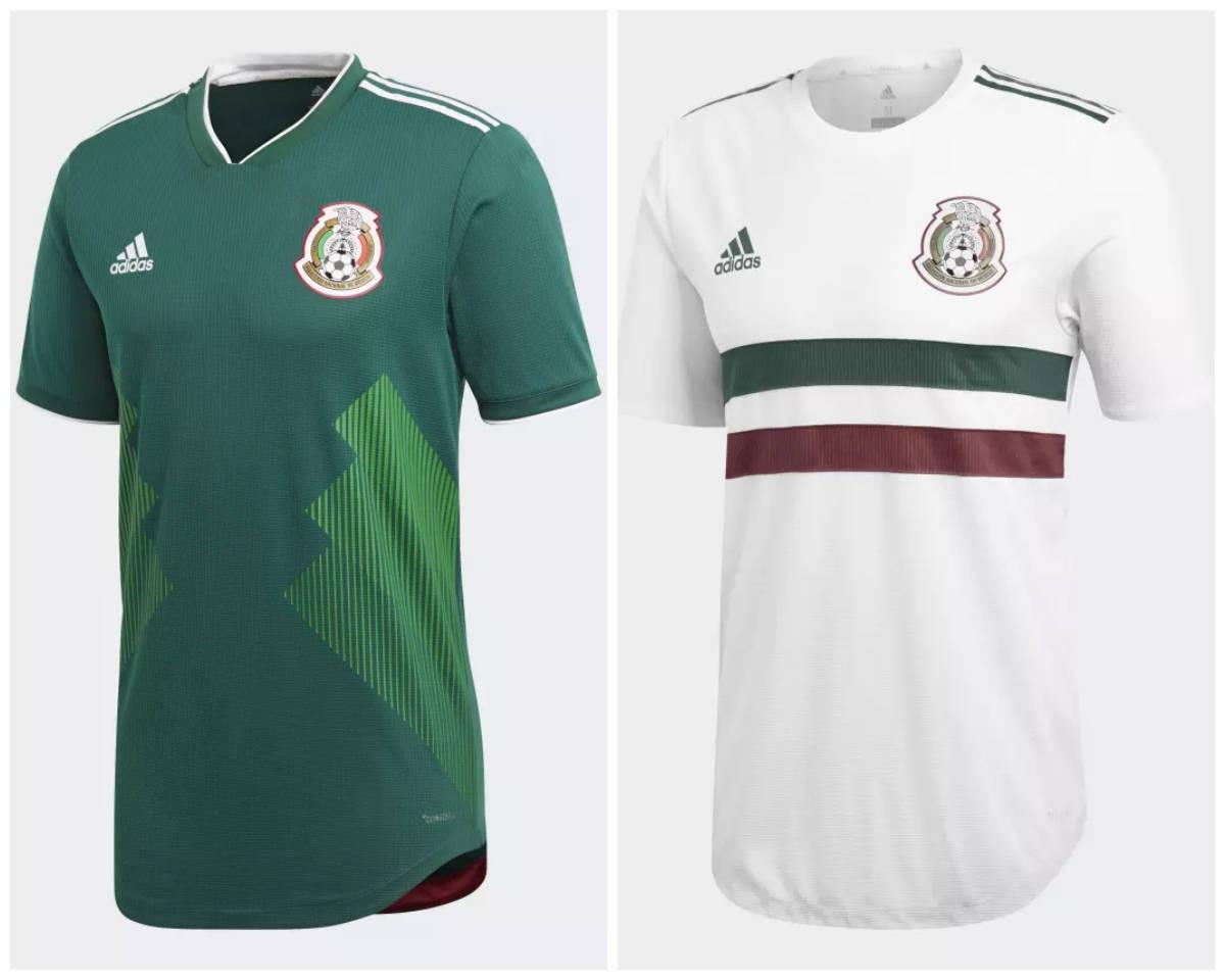 dcb9740278c10 Os mantos da Copa! Conheça as camisas das seleções para o Mundial ...