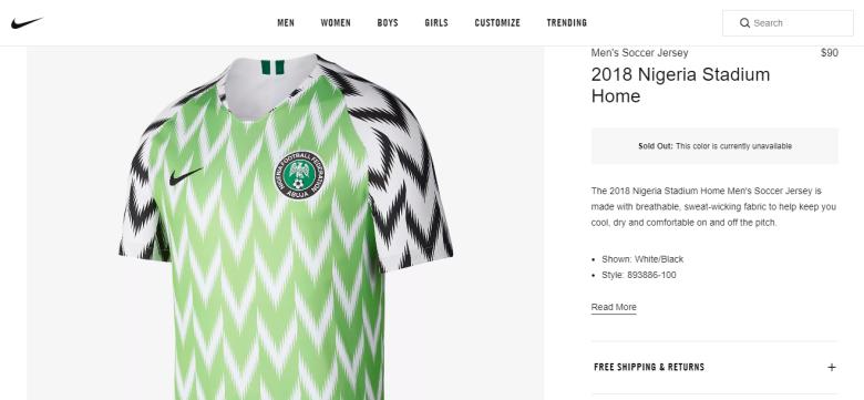 537cfea54c Camisa sensação da Copa