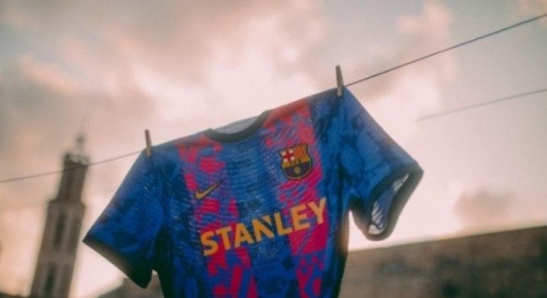 Camisa nova Barcelona