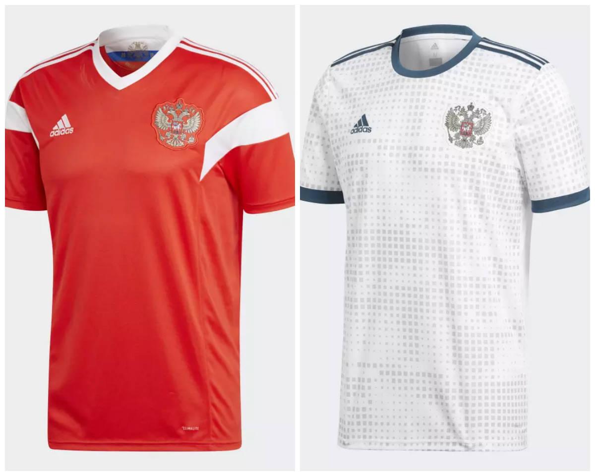 9f3c86706c Os mantos da Copa! Conheça as camisas das seleções para o Mundial - Fotos -  R7 Copa 2018