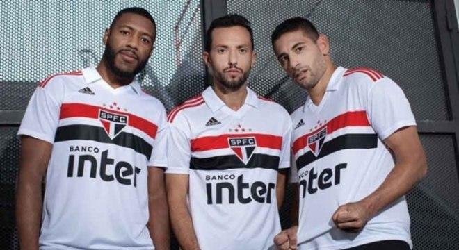 Camisa São Paulo - Adidas