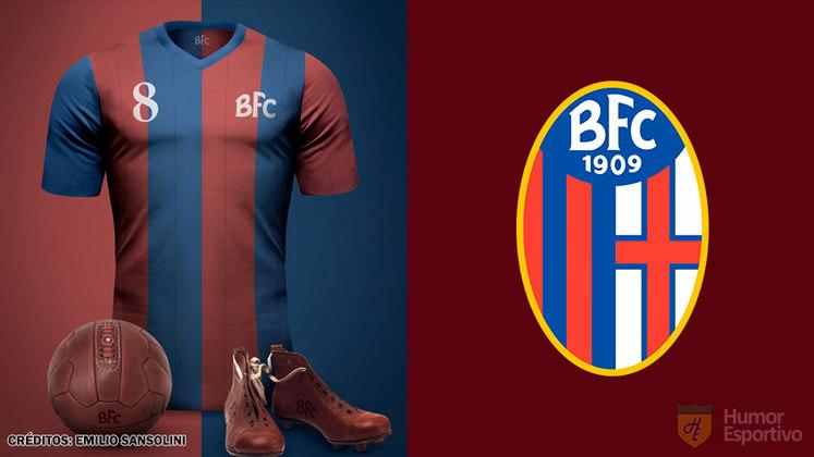 Camisas clássicas do futebol: Bologna