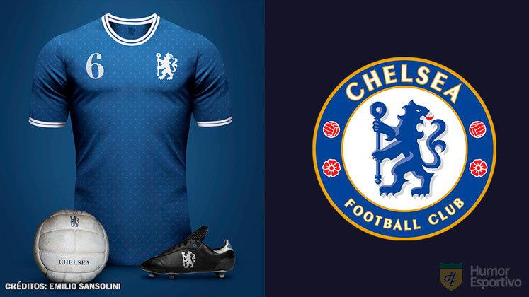 Camisas clássicas do futebol: Chelsea