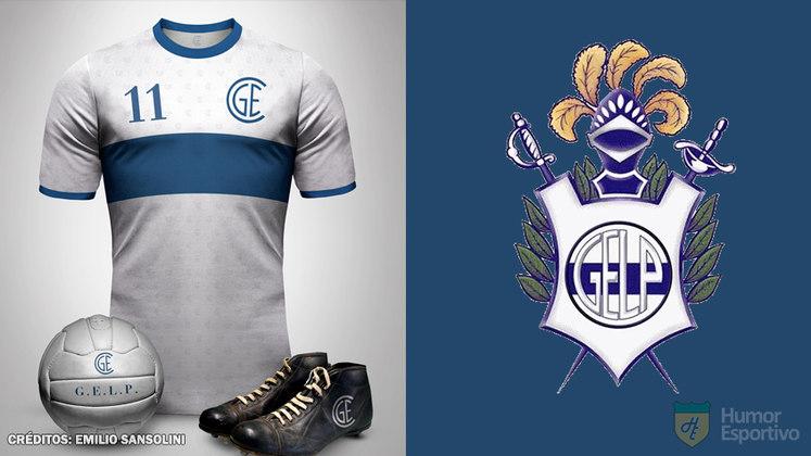 Camisas clássicas do futebol: Gimnasia y Esgrima
