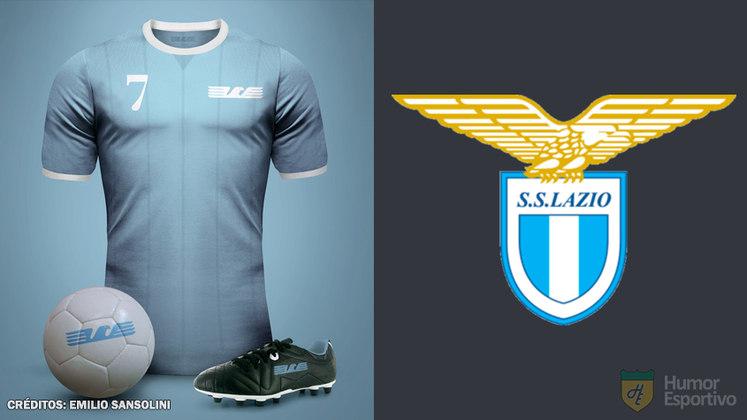 Camisas clássicas do futebol: Lazio