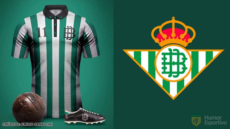 Camisas clássicas do futebol: Real Betis