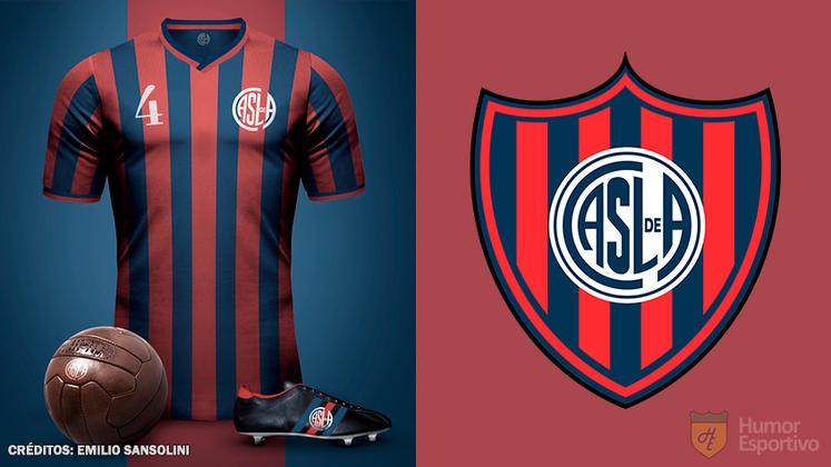 Camisas clássicas do futebol: San Lorenzo