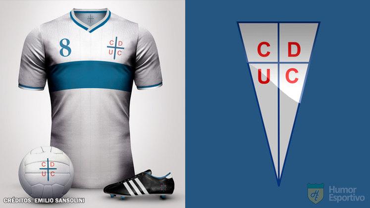 Camisas clássicas do futebol: Universidad Catolica