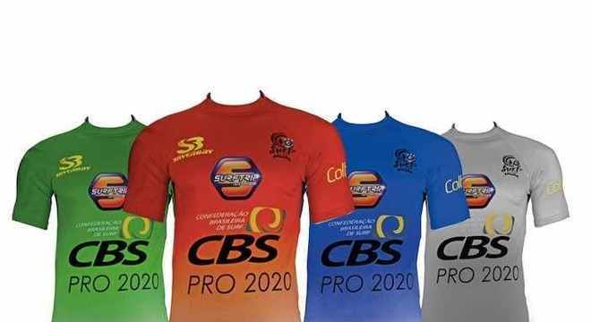 Camisetas CBSurf