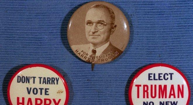 Truman lutou para permanecer na Casa Branca - e conseguiu