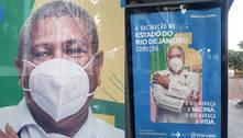 Governo do Rio reconhece erro em campanha contra covid-19