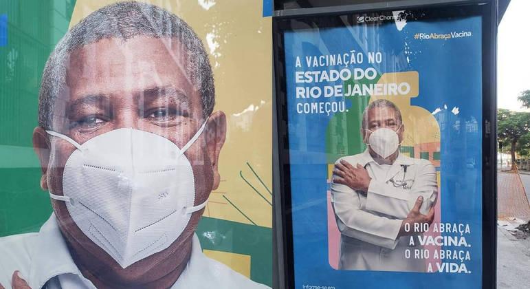 Secretaria de saúde pediu desculpas pelo erro em campanha